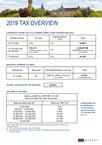 Mazars FAS - 2019 Tax Overview