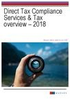 Direct Tax Compliance Overview 2018